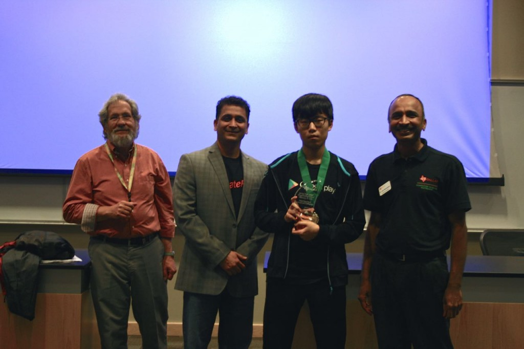 Third Place Advanced - North Central Texas Academy - Five problems solved in 434 minutes
