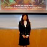 Dr Lily Wu Grace series May 2015