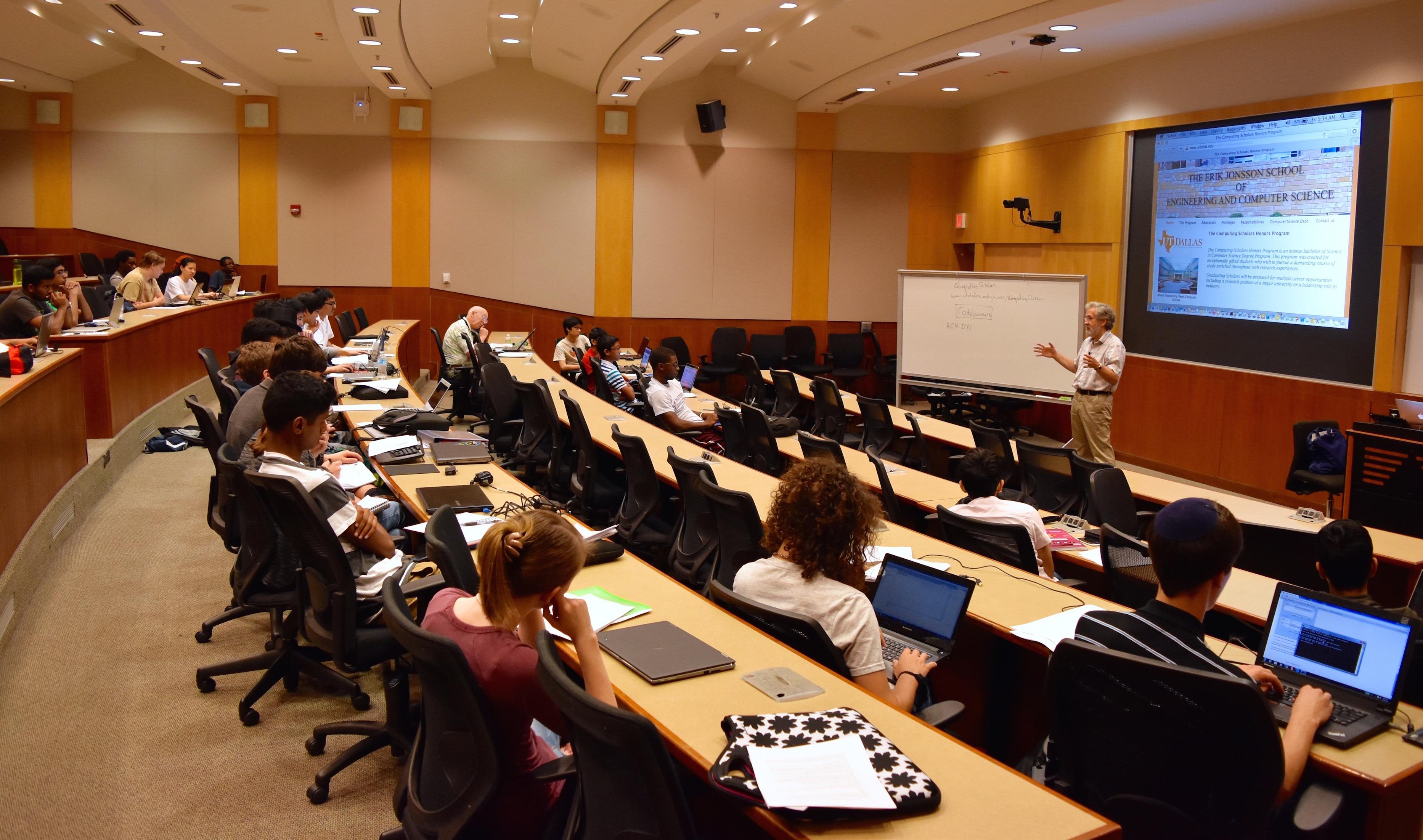 Ut dallas honors thesis