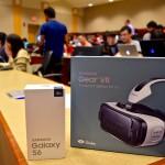 Samsung VR GEAR sept 2015
