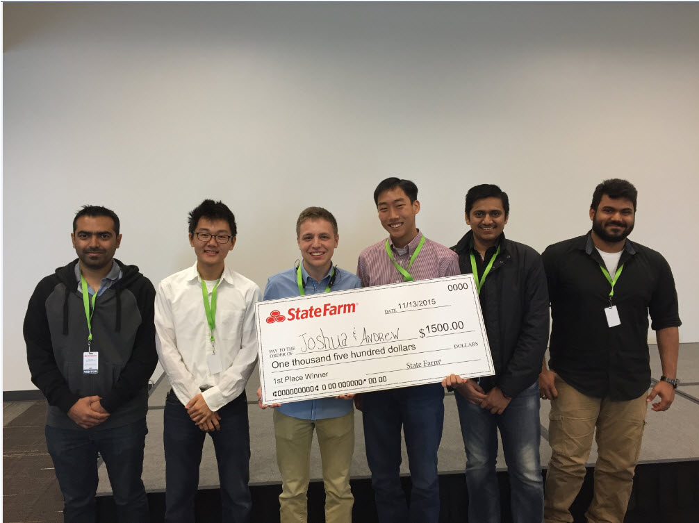 2015 State Farm Coding Competition Finalists