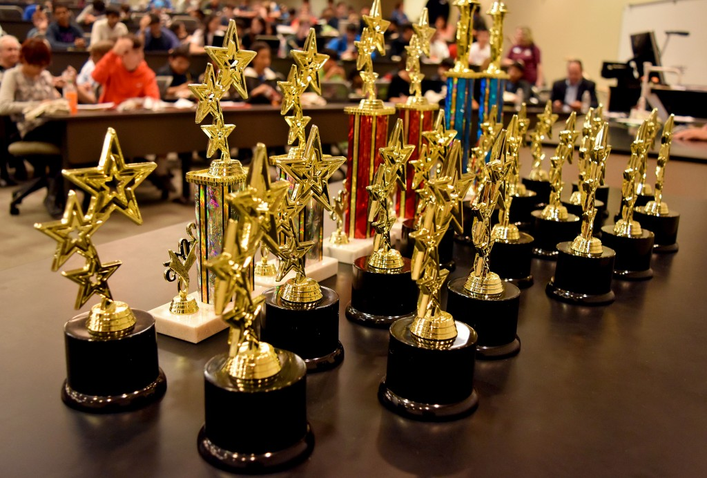 HS Battle Brains Prog Cont Trophies Oct 31 2015