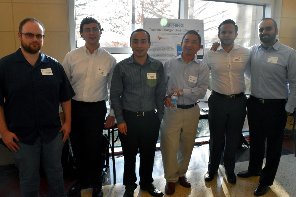 Dr. Khut Nguyen and the Benning Power Electronics team.