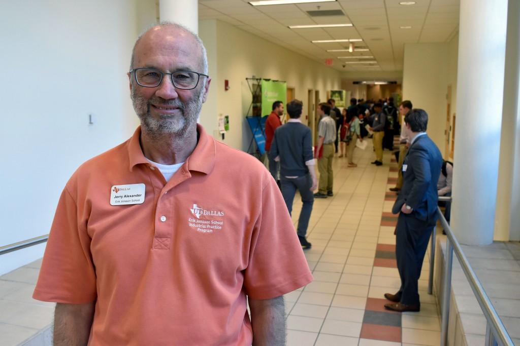 Jerry Alexander, Director of the Industrial Practice Programs (Intern and Co-op)