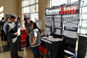 Intern Fair Spring 2016 Gamestop