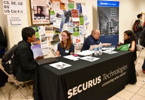 Spring Intern Fair 2016 Securus