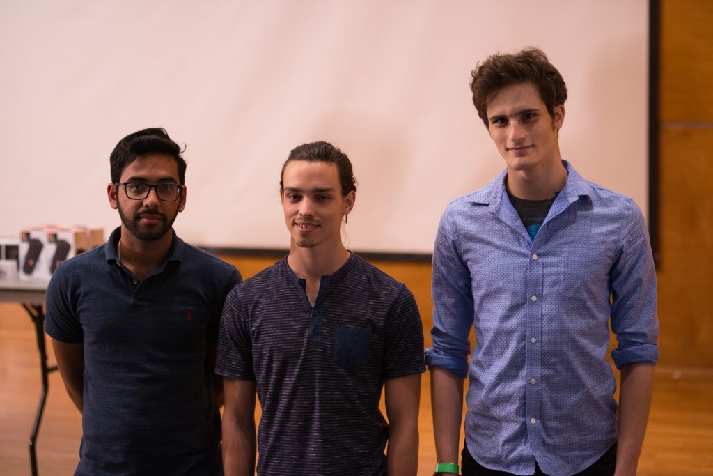 HackUTD 16 2nd place Venture VR