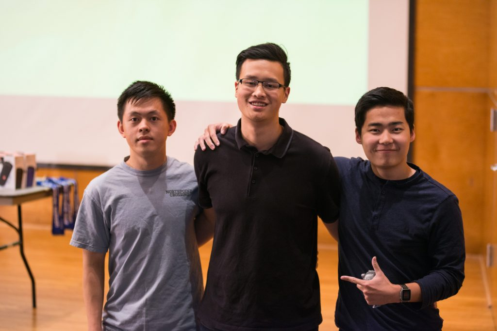 HackUTD 16 3rd place iofood