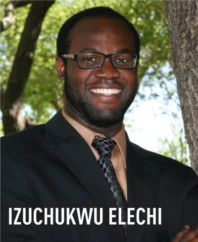 Izu Elechi Spring 16 graduate speaker