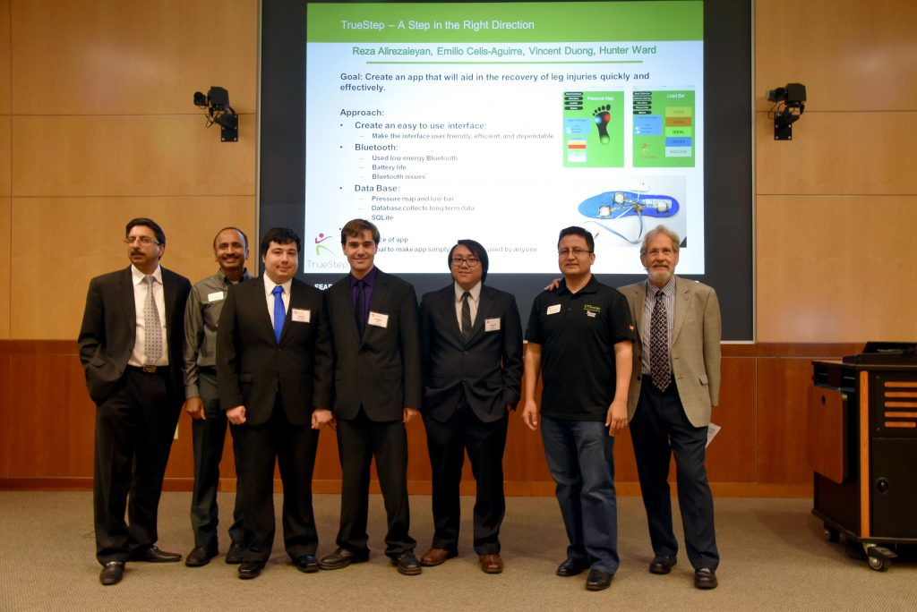 1st Place Team -Innovapaedics – True Step – A Step in the Right Direction