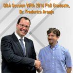 Q&A Frederico Araujo