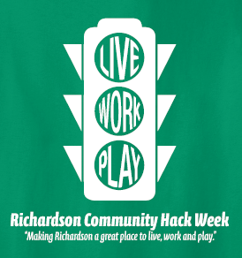 The FIRST Annual Richardson Community Hack Week!!! - Sign up NOW!!! @ UTD ECSS in TI AUDITORIUM (south main entrance)