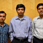 Dr. Latifur Khan & his Students, Swarpu Chandra and Ahsanul Haque