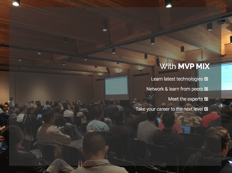 7th MVP MIX Tech Conference @  Addison Convention Center | Addison | Texas | United States