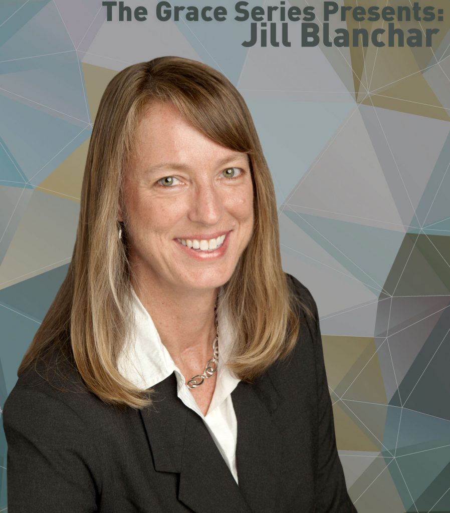 """The Grace Series Presents Jill Blanchar, Information Security Executive at Bank Of America – """"Which way from here?"""" @ ECSS 3.503 (Osborne Conference Room)"""