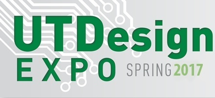UTDesign CS Expo Spring 2017 @ ECSS 2.102 (TI Auditorium)