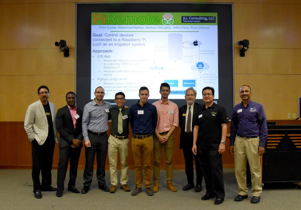 CS Seniors' Capstone Projects Feature Cutting-Edge Innovations and Solutions for Top-Tier ...