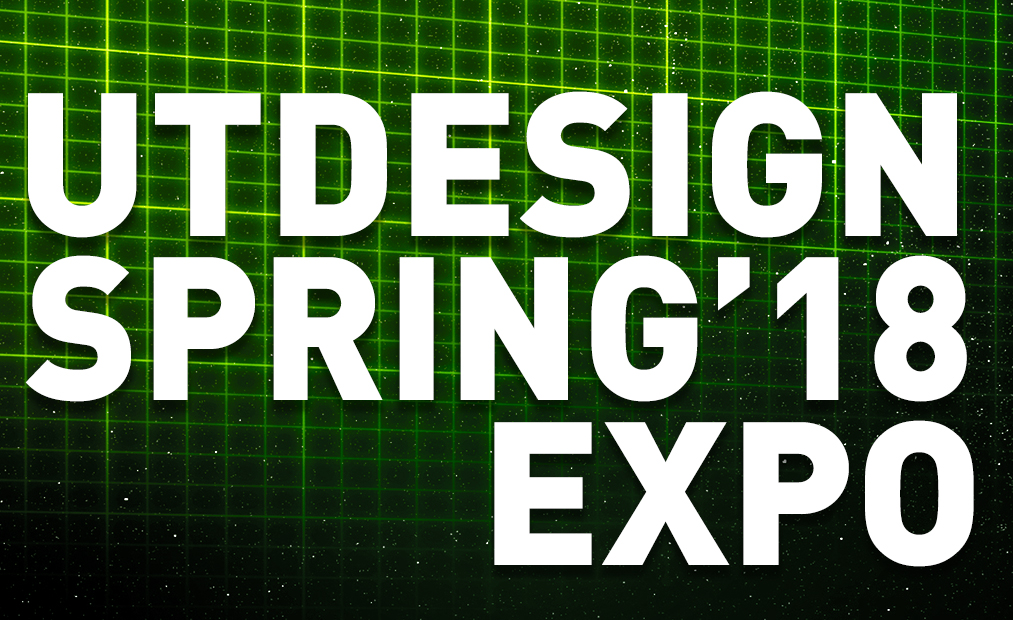 UTDesign Spring 2018 CS Senior Capstone Expo @ Davidson-Gundy Alumni Center (DGA) | Richardson | Texas | United States