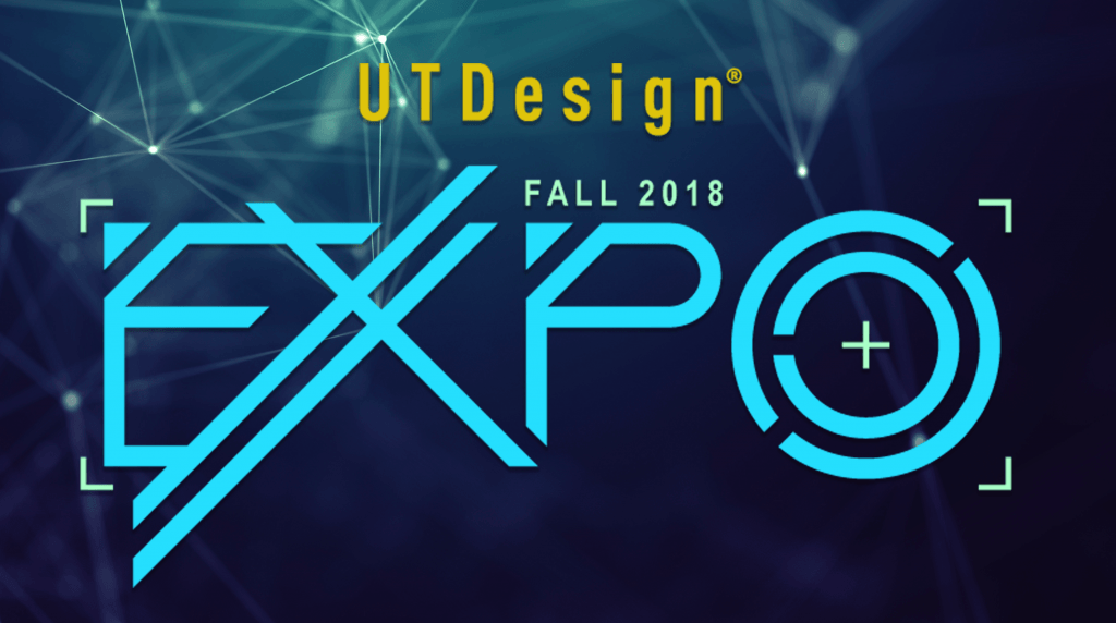 Fall 2018 UTDesign CS Expo @ Davidson-Gundy Alumni Center
