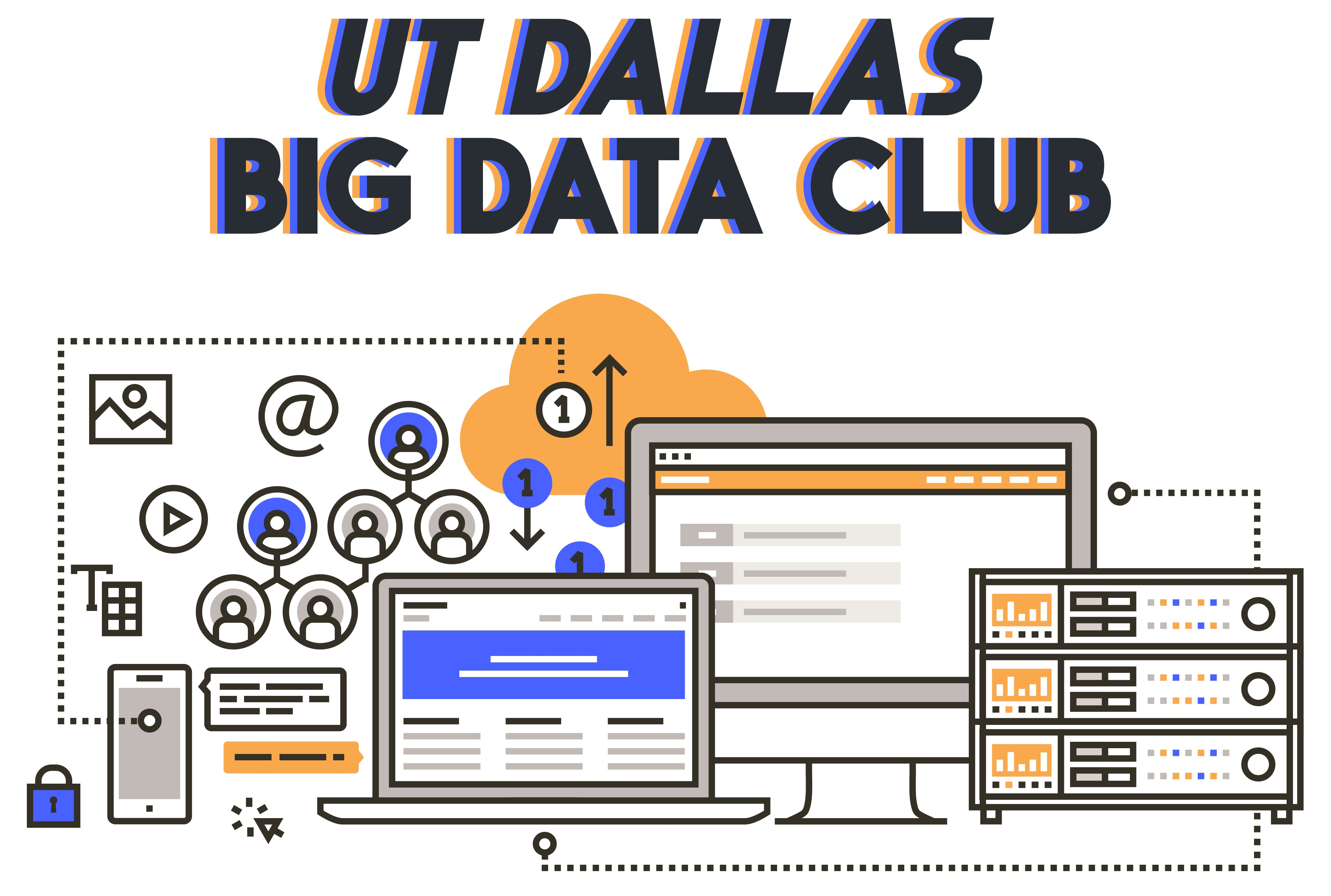 UTD Big Data Club 2-Day Workshop for Data Enthusiasts w/ Durga Gadiraju (Day 1) @  Student Services Building Addition (SSA) THEATRE
